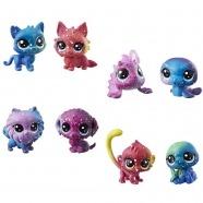 Набор игрушек Littlest Pet Shop 2 космических пета Усть Каменогорск, Актау, Кокшетау, Семей, Тараз купить в магазине игрушек LEMUR.KZ