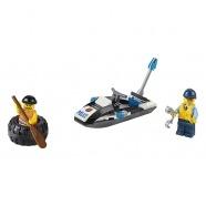 LEGO: Побег в шине Усть Каменогорск, Актау, Кокшетау, Семей, Тараз купить в магазине игрушек LEMUR.KZ