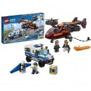 LEGO: Воздушная полиция: Кража бриллиантов Костанай, Атырау, Павлодар, Актобе, Петропавловск купить в магазине игрушек LEMUR.KZ