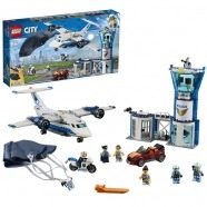 LEGO: Воздушная полиция: Авиабаза Усть Каменогорск, Актау, Кокшетау, Семей, Тараз купить в магазине игрушек LEMUR.KZ