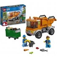 LEGO: Транспорт: Мусоровоз Костанай, Атырау, Павлодар, Актобе, Петропавловск купить в магазине игрушек LEMUR.KZ