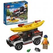 LEGO: Сплав на байдарке Алматы, Астана, Шымкент, Караганда купить в магазине игрушек LEMUR.KZ