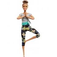 Кукла Барби 'Безграничные движения' Брюнетка Алматы, Астана, Шымкент, Караганда купить в магазине игрушек LEMUR.KZ
