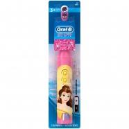 Детская электрическая зубная щетка Oral-B 'Принцессы Диснея' Алматы, Астана, Шымкент, Караганда купить в магазине игрушек LEMUR.KZ