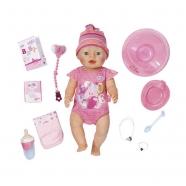 Baby Born Кукла Интерактивная игрушка 43 см Уральск, Жезказган, Кызылорда, Талдыкорган, Экибастуз купить в магазине игрушек LEMUR.KZ