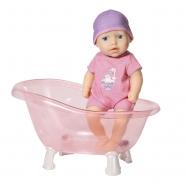Baby Annabell Кукла с ванночкой 30 см Алматы, Астана, Шымкент, Караганда купить в магазине игрушек LEMUR.KZ