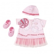 Baby Annabell Набор Одежда для теплых деньков Усть Каменогорск, Актау, Кокшетау, Семей, Тараз купить в магазине игрушек LEMUR.KZ