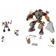 LEGO: Робот-спасатель Уральск, Жезказган, Кызылорда, Талдыкорган, Экибастуз купить в магазине игрушек LEMUR.KZ