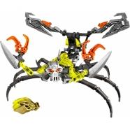 LEGO: Череп-Скорпион Уральск, Жезказган, Кызылорда, Талдыкорган, Экибастуз купить в магазине игрушек LEMUR.KZ