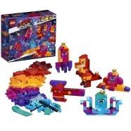 LEGO: Movie 2 - Шкатулка королевы Многолики 'Собери что хочешь' Алматы, Астана, Шымкент, Караганда купить в магазине игрушек LEMUR.KZ