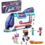 LEGO: Movie 2 - Автобус для вечеринки Уральск, Жезказган, Кызылорда, Талдыкорган, Экибастуз купить в магазине игрушек LEMUR.KZ