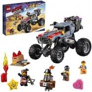 LEGO: Movie 2 - Побег Эммета и Дикарки на багги Алматы, Астана, Шымкент, Караганда купить в магазине игрушек LEMUR.KZ