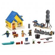 LEGO: Movie 2 - Дом мечты: Спасательная ракета Эммета! Усть Каменогорск, Актау, Кокшетау, Семей, Тараз купить в магазине игрушек LEMUR.KZ