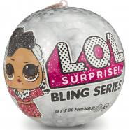 LOL Surprise Bling новогодние шарики (оригинал) Алматы, Астана, Шымкент, Караганда купить в магазине игрушек LEMUR.KZ