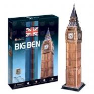 3D пазл Биг бен (Великобритания) Костанай, Атырау, Павлодар, Актобе, Петропавловск купить в магазине игрушек LEMUR.KZ