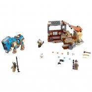 LEGO: Столкновение на Джакку Усть Каменогорск, Актау, Кокшетау, Семей, Тараз купить в магазине игрушек LEMUR.KZ