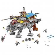 LEGO: Шагающий штурмовой вездеход AT-TE Капитана Рекса Костанай, Атырау, Павлодар, Актобе, Петропавловск купить в магазине игрушек LEMUR.KZ