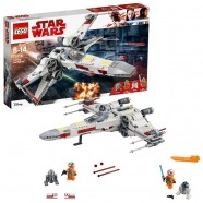 LEGO: Звёздный истребитель типа Х Алматы, Астана, Шымкент, Караганда купить в магазине игрушек LEMUR.KZ