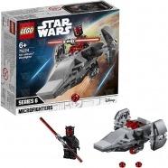LEGO: Микрофайтеры Корабль-лазутчик ситхов Алматы, Астана, Шымкент, Караганда купить в магазине игрушек LEMUR.KZ
