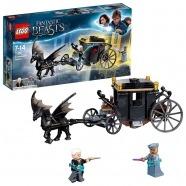 LEGO: Побег Грин-де-Вальда Усть Каменогорск, Актау, Кокшетау, Семей, Тараз купить в магазине игрушек LEMUR.KZ