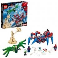 LEGO: Человек-паук Паучий вездеход Алматы, Астана, Шымкент, Караганда купить в магазине игрушек LEMUR.KZ