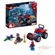 LEGO: Автомобильная погоня Человека-паука Алматы, Астана, Шымкент, Караганда купить в магазине игрушек LEMUR.KZ