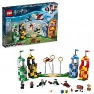 LEGO: Матч по квиддичу Костанай, Атырау, Павлодар, Актобе, Петропавловск купить в магазине игрушек LEMUR.KZ