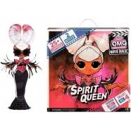 Кукла L.O.L. Surprise! OMG Movie Magic Spirit Queen Костанай, Атырау, Павлодар, Актобе, Петропавловск купить в магазине игрушек LEMUR.KZ