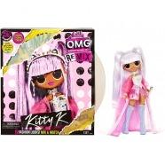 L.O.L. Surprise! Из серии 'Ремикс' O.M.G. Kitty K Алматы, Астана, Шымкент, Караганда купить в магазине игрушек LEMUR.KZ