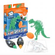 Тематический набор 3D Magic 'Тиранозавр рекс' Алматы, Астана, Шымкент, Караганда купить в магазине игрушек LEMUR.KZ