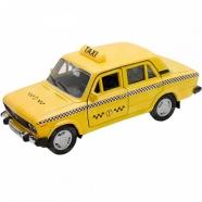 Welly модель машины 1:34-39 Lada 2107 Такси Усть Каменогорск, Актау, Кокшетау, Семей, Тараз купить в магазине игрушек LEMUR.KZ