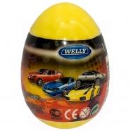 Welly модель машины 1:60 яйцо-сюрприз (в ассорт.) Уральск, Жезказган, Кызылорда, Талдыкорган, Экибастуз купить в магазине игрушек LEMUR.KZ