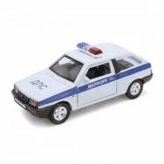 Welly модель машины 1:34-39 Lada 2108 Милиция ДПС Усть Каменогорск, Актау, Кокшетау, Семей, Тараз купить в магазине игрушек LEMUR.KZ
