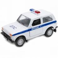 Welly модель машины 1:34-39 ada 4x4 военная автоинспеция Уральск, Жезказган, Кызылорда, Талдыкорган, Экибастуз купить в магазине игрушек LEMUR.KZ