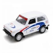 Welly модель машины 1:34-39 Lada 4x4 Rally Алматы, Астана, Шымкент, Караганда купить в магазине игрушек LEMUR.KZ