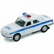 Welly модель машины Волга милиция ДПС Костанай, Атырау, Павлодар, Актобе, Петропавловск купить в магазине игрушек LEMUR.KZ