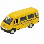 Welly модель машины ГАЗель Такси Усть Каменогорск, Актау, Кокшетау, Семей, Тараз купить в магазине игрушек LEMUR.KZ