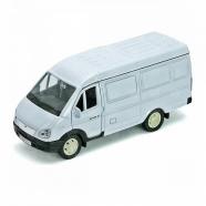 Welly модель машины ГАЗель фургон Алматы, Астана, Шымкент, Караганда купить в магазине игрушек LEMUR.KZ