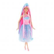 Барби Принцесса с длинными розовыми волосами Усть Каменогорск, Актау, Кокшетау, Семей, Тараз купить в магазине игрушек LEMUR.KZ