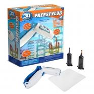 3D-ручка для создания объемных моделей Костанай, Атырау, Павлодар, Актобе, Петропавловск купить в магазине игрушек LEMUR.KZ