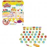 Игровой набор Play-Doh 'Буквы и языки' Уральск, Жезказган, Кызылорда, Талдыкорган, Экибастуз купить в магазине игрушек LEMUR.KZ