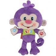 Веселая обезьянка Fisher-Price Костанай, Атырау, Павлодар, Актобе, Петропавловск купить в магазине игрушек LEMUR.KZ