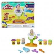 Игровой набор Play-Doh 'Сумасшедший Парикмахер' Костанай, Атырау, Павлодар, Актобе, Петропавловск купить в магазине игрушек LEMUR.KZ