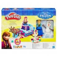Play-Doh Игровой набор Холодное Сердце Костанай, Атырау, Павлодар, Актобе, Петропавловск купить в магазине игрушек LEMUR.KZ