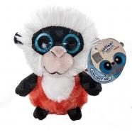 Мягкая игрушка Aurora Юху и друзья Обезьянка Колобус 12 см Уральск, Жезказган, Кызылорда, Талдыкорган, Экибастуз купить в магазине игрушек LEMUR.KZ