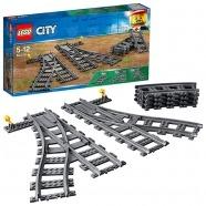 LEGO: Железнодорожные стрелки Уральск, Жезказган, Кызылорда, Талдыкорган, Экибастуз купить в магазине игрушек LEMUR.KZ