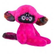 Мягкая игрушка Лори Колори - Тёко (фуксия) 25 см Алматы, Астана, Шымкент, Караганда купить в магазине игрушек LEMUR.KZ