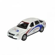 Welly модель машины  1:34-39 Lada Priora rally Усть Каменогорск, Актау, Кокшетау, Семей, Тараз купить в магазине игрушек LEMUR.KZ