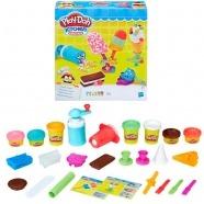 Игровой набор Play-Doh 'Создай любимое мороженое' Алматы, Астана, Шымкент, Караганда купить в магазине игрушек LEMUR.KZ