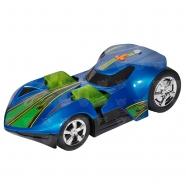 Машинка Hot Wheels на бат. свет+звук электромех. синяя 33 см Алматы, Астана, Шымкент, Караганда купить в магазине игрушек LEMUR.KZ
